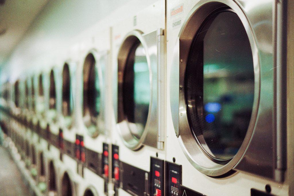 洗濯にこだわる障がい者への支援