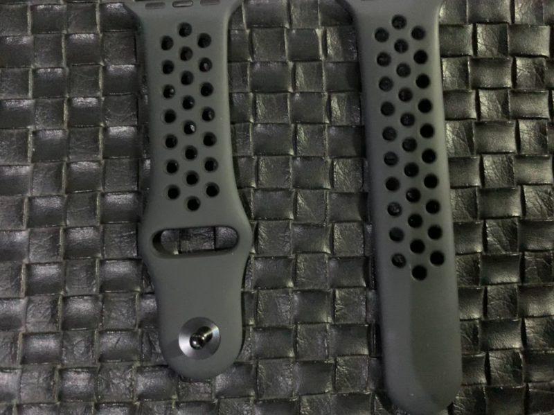 Apple Watch 3 NIKEベルト