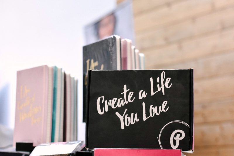 自分の好きな人生を創造すること