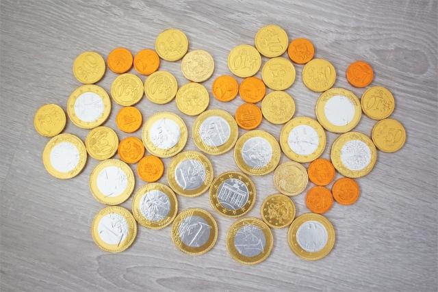 外国貨幣小銭